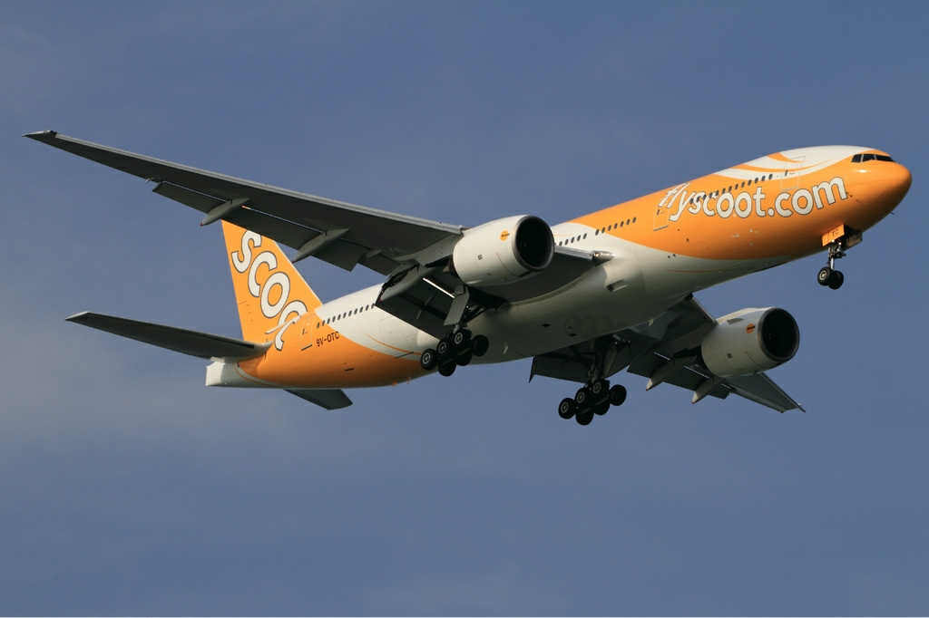 scoot airlines - photo #16