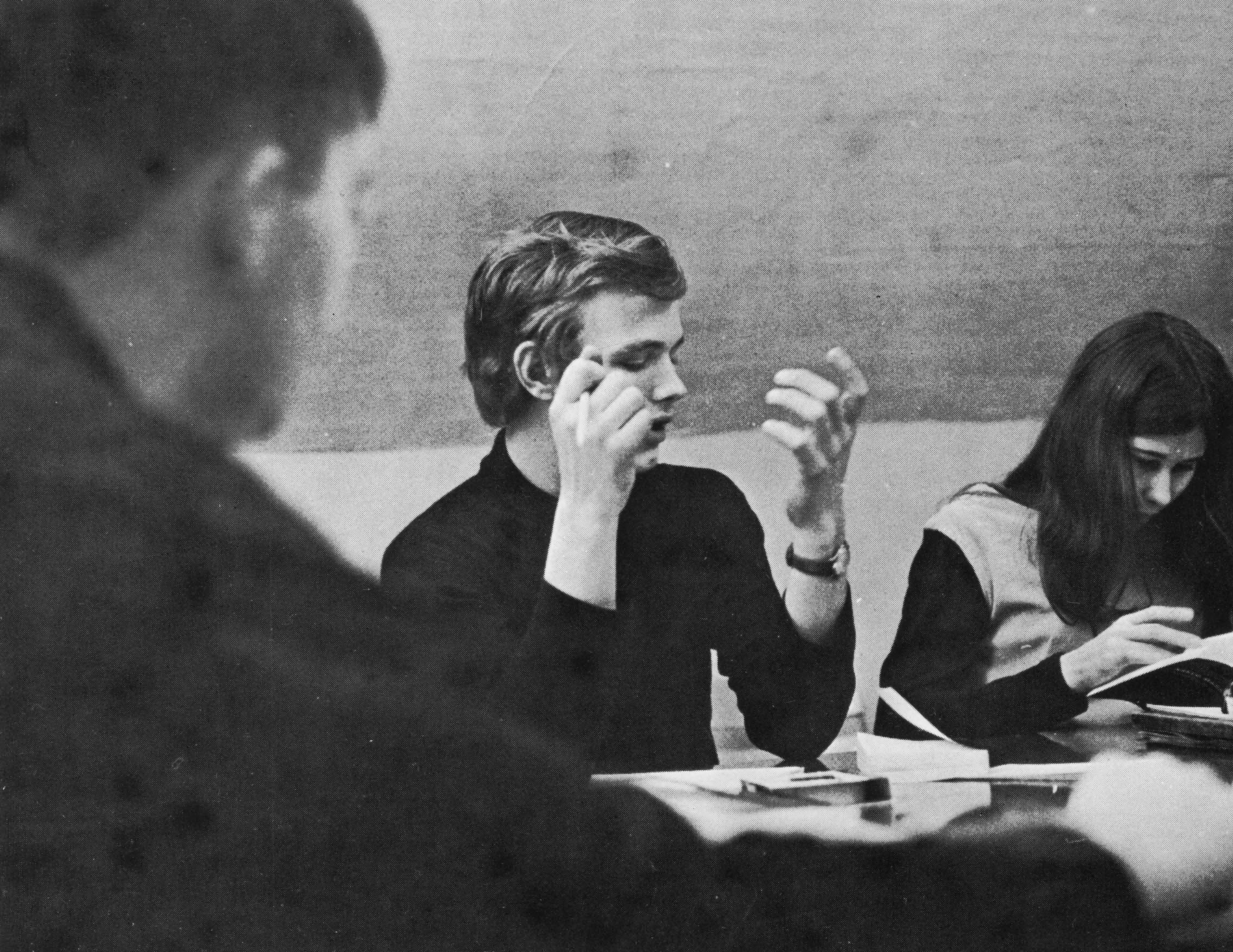 file shimer college class discussion 1967 jpg wikimedia commons