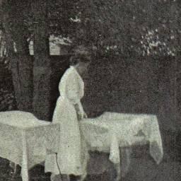 Sick Baby Summer Day Camp, Providence Rhode Island, 1908.