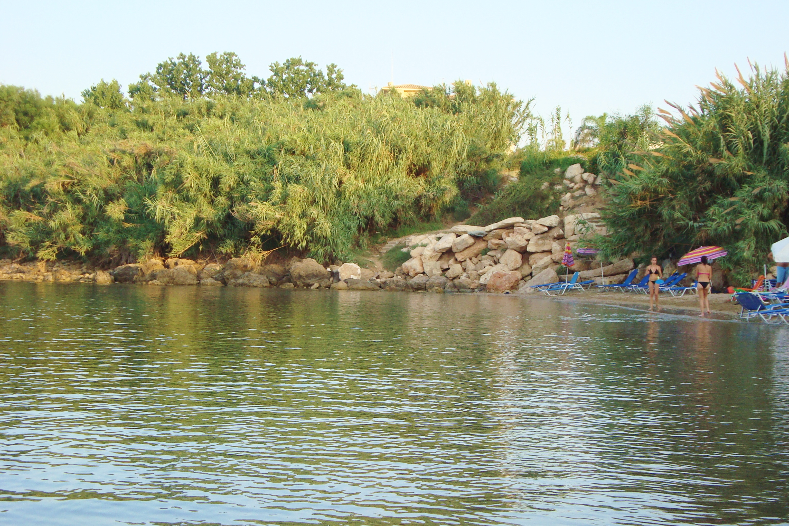 File Sirena Bay Beach With Nature Around You In Protaras