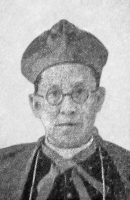 Albertus Soegijapranata, an ex-Muslim and a national hero of Indonesia, was the first native Indonesian Catholic bishop.