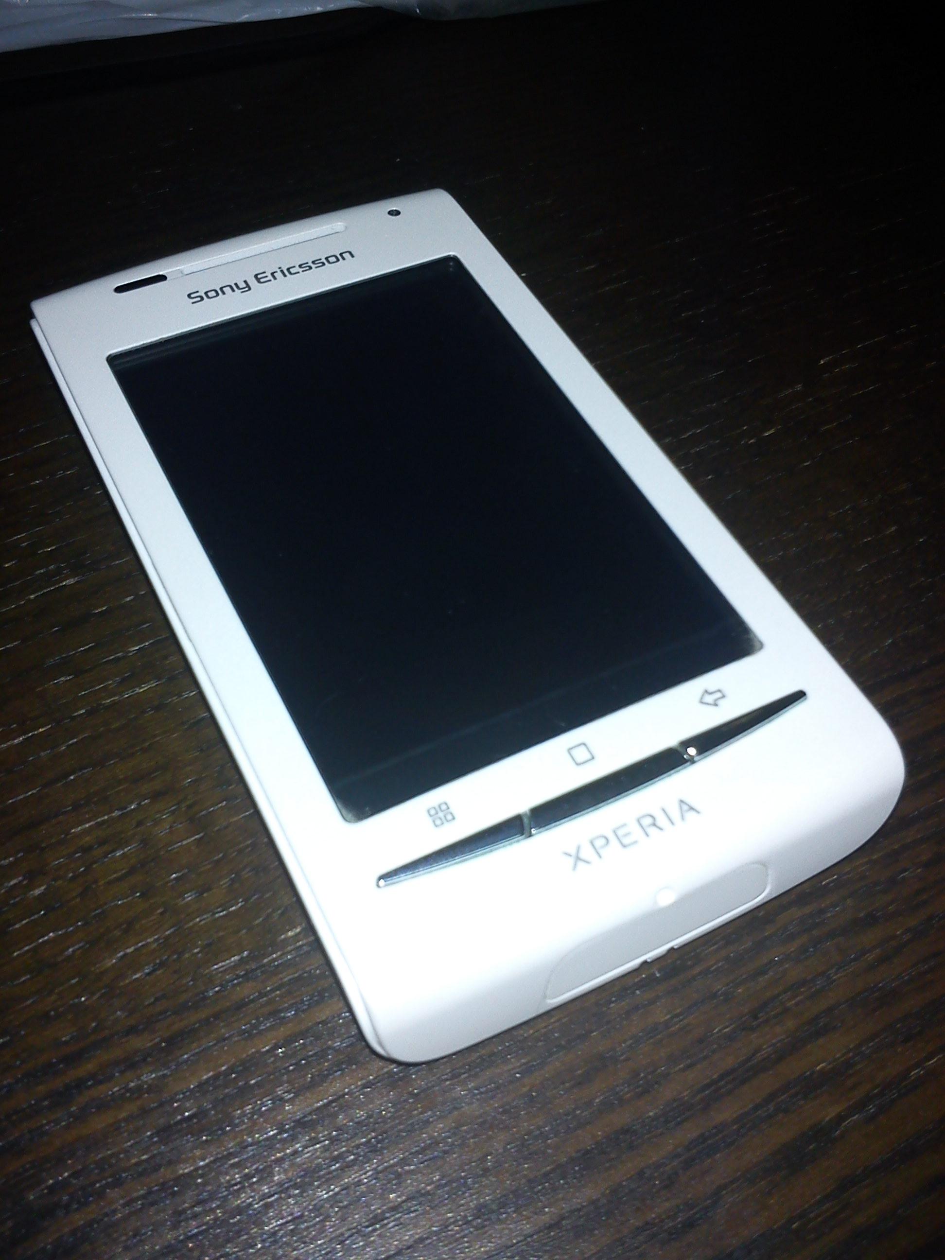 Sony ericsson xperia x8 инструкция читать