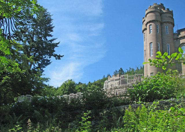 Drumtochty Castle - Wikipedia