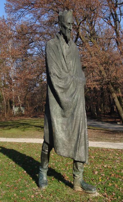 File Spomenik Vladimira Nazora U Zagrebu Jpg Wikimedia Commons