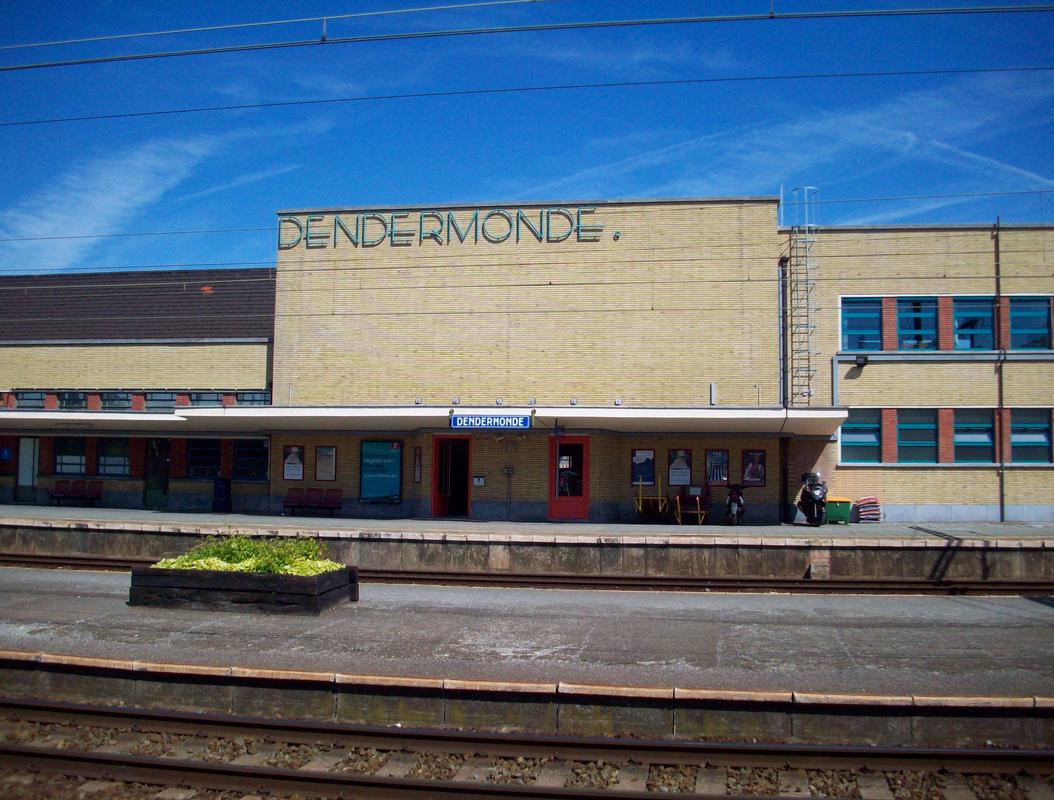 Station Dendermonde Wikipedia