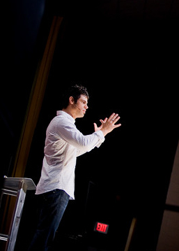 Pastor Steven Furtick, lead Pastor of Elevatio...