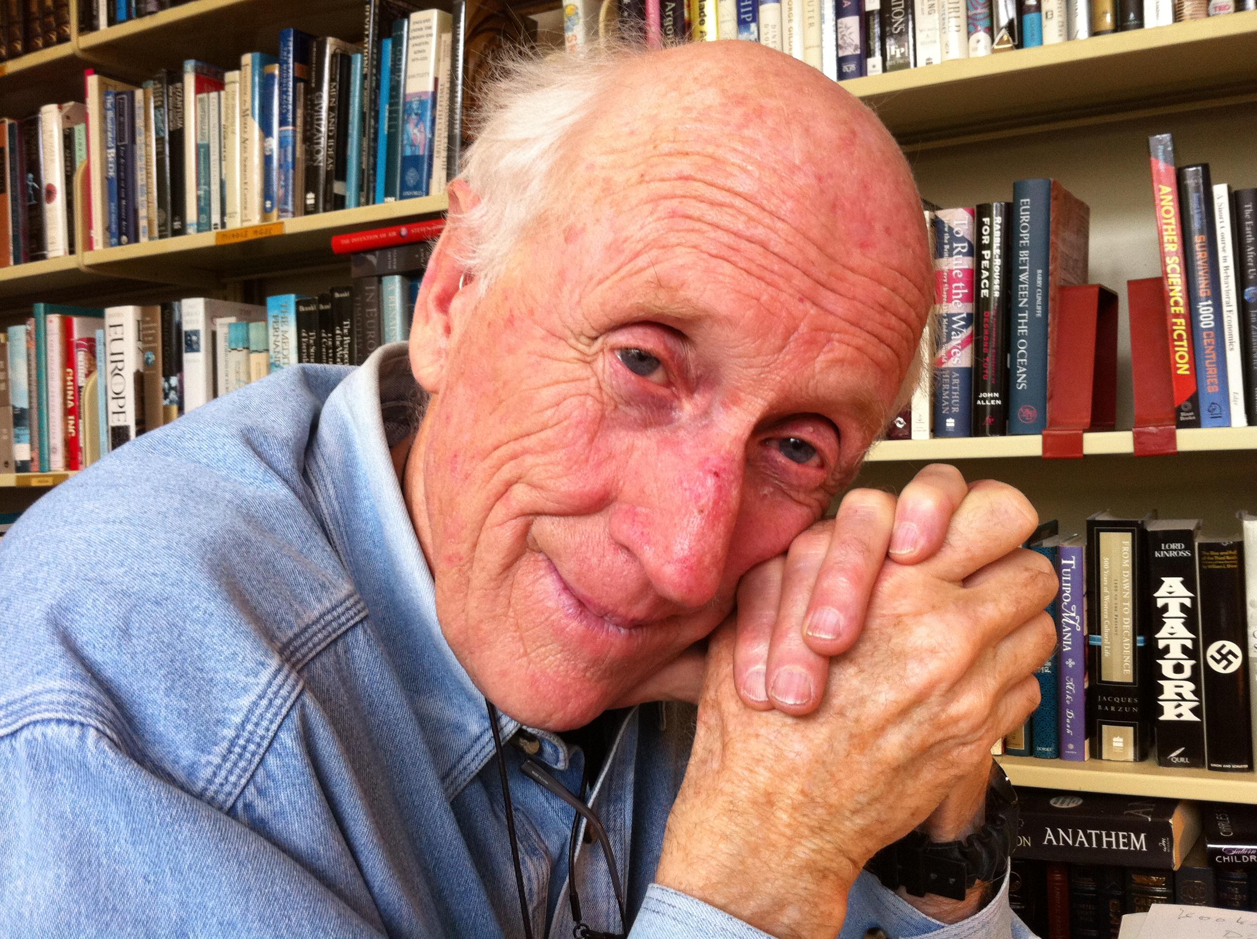 Portrait of Stewart Brand