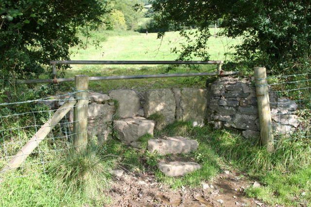 Stone Stile - geograph.org.uk - 952334
