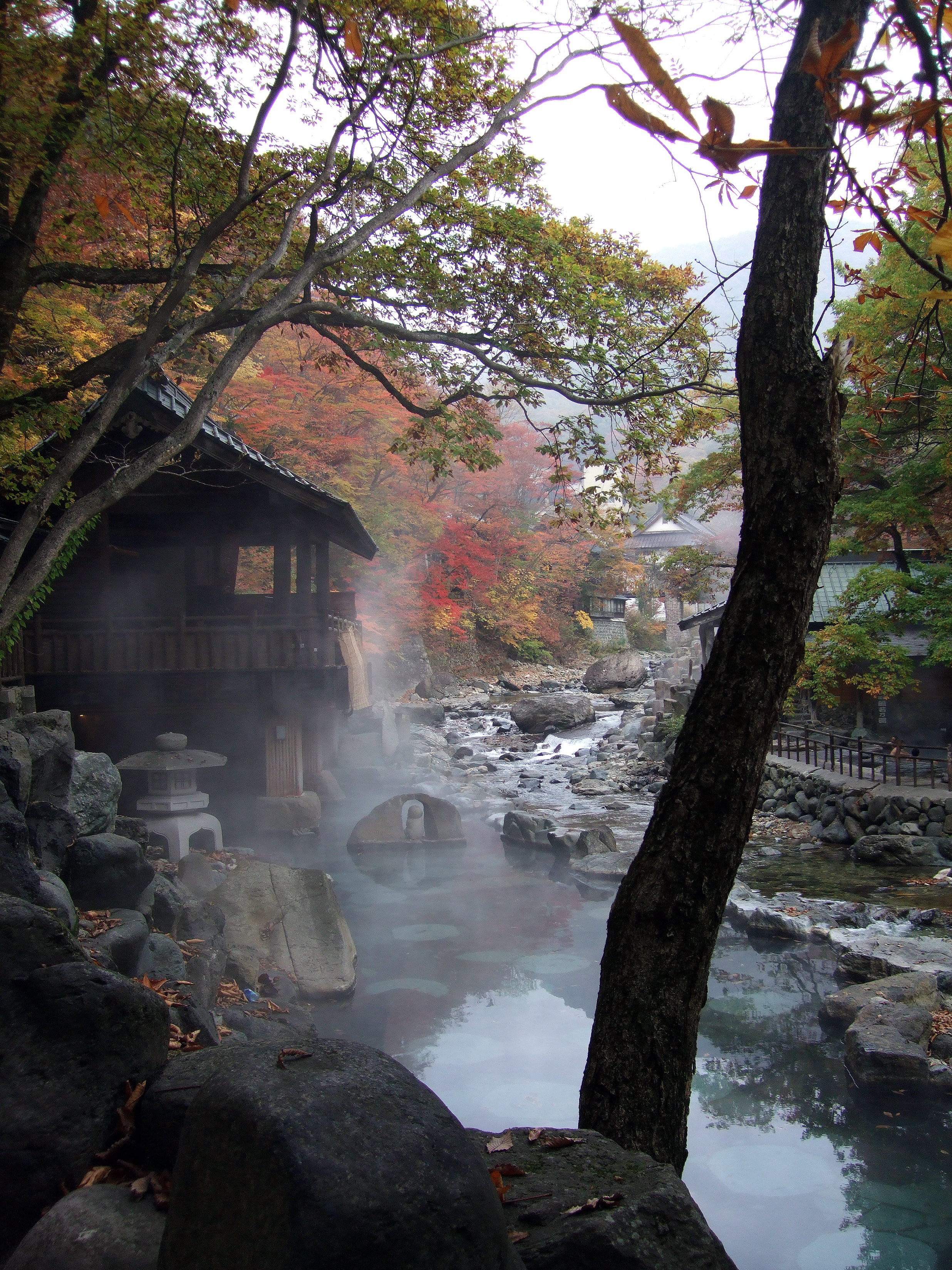 7 Onsen In Kanto Where Men And Women Can Bathe Together