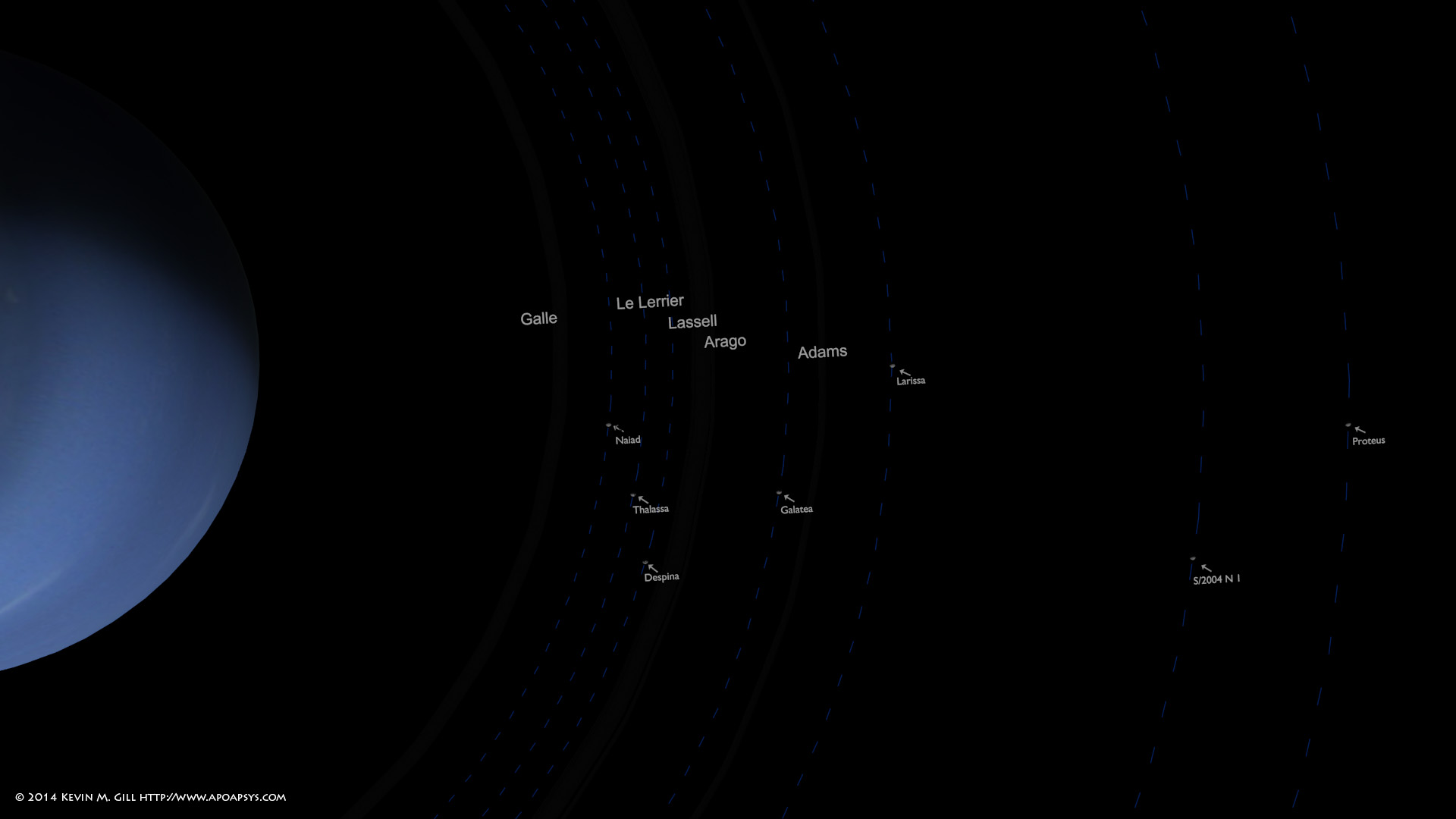 File:The Rings and Shepherd Moons of Neptune (14090740236 ...
