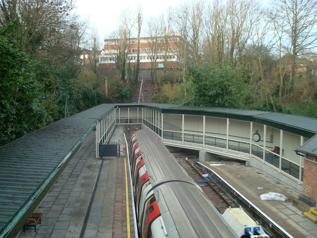 The end of the Northern Line, High Barnet - geograph.org.uk - 1637227