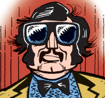 Tony Clifton Character created by Andy Kaufman