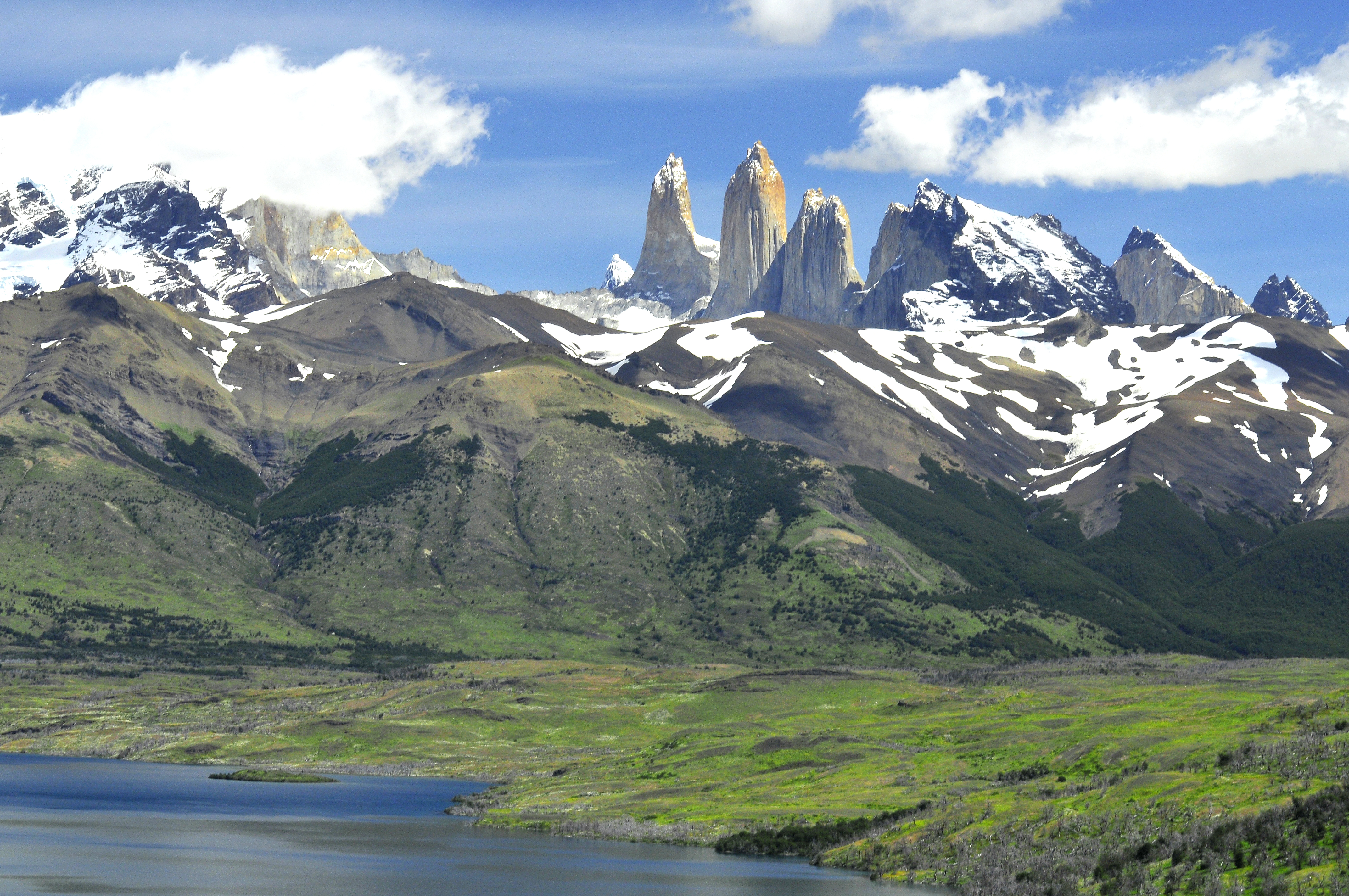 Torres Del Paine National Park Travel Guide At Wikivoyage
