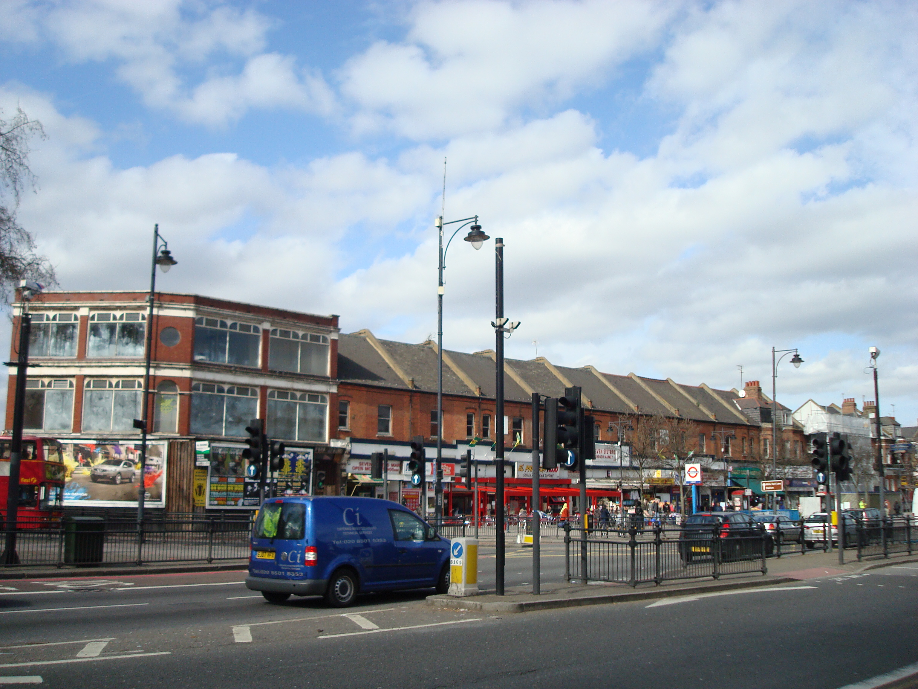 Ward Corner, South Tottenham, N15