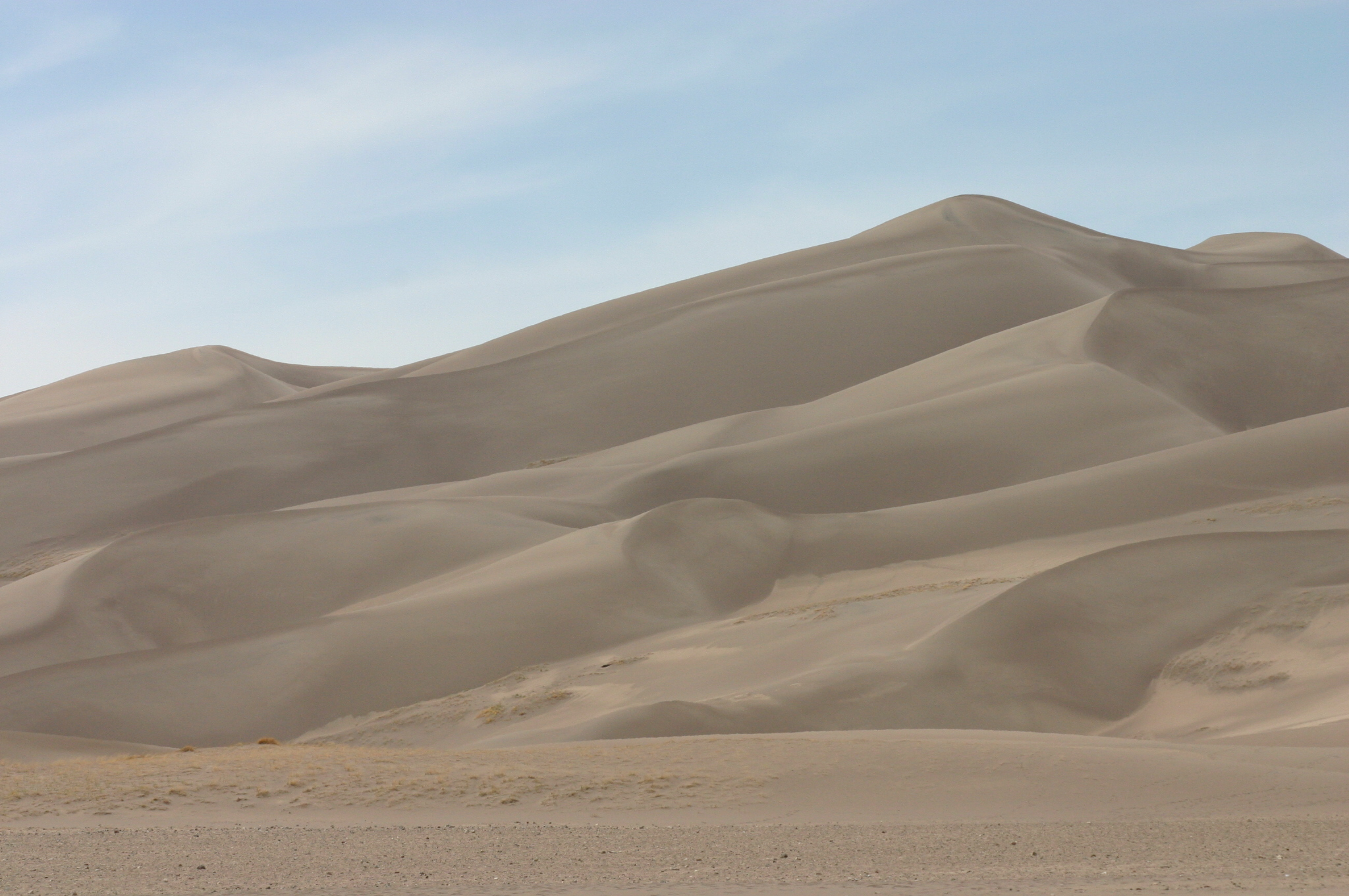 Sand Dunes desert biome