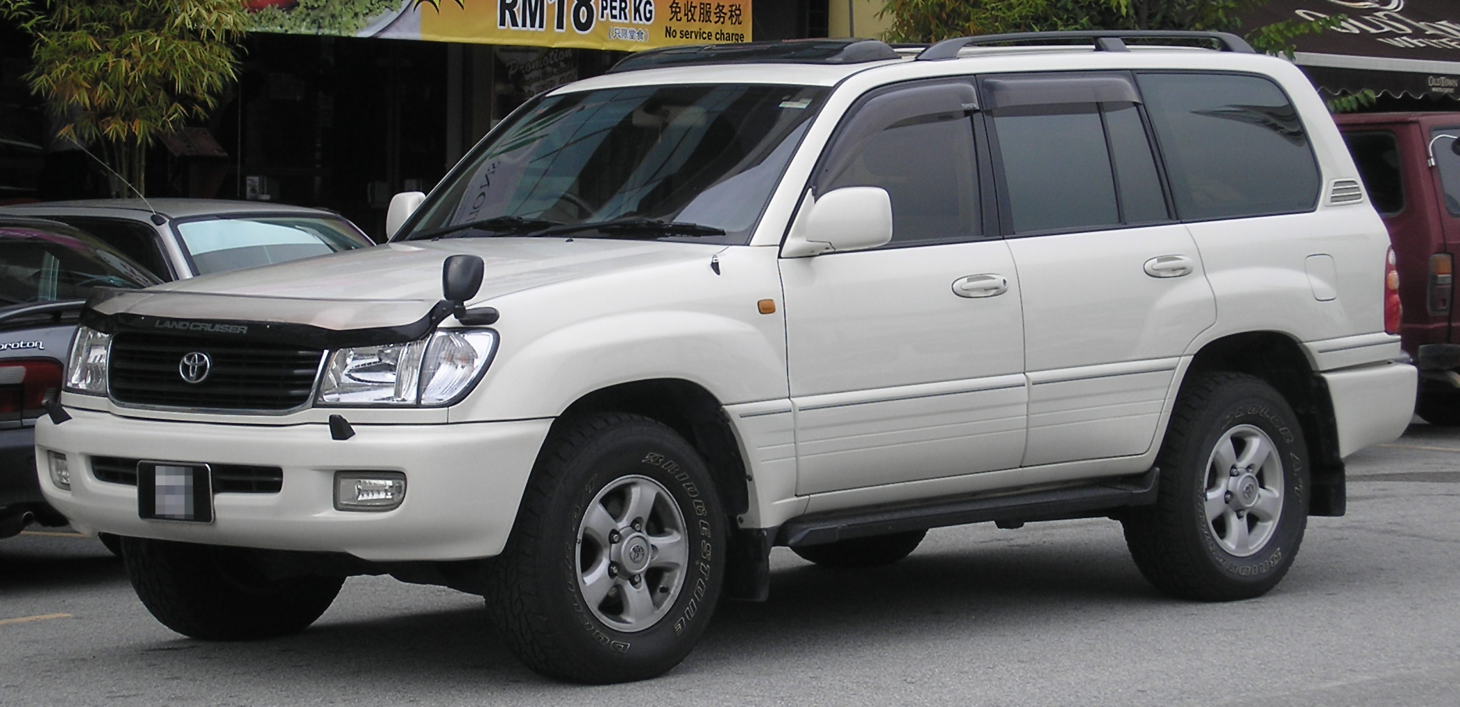 Kekurangan Toyota Land Cruiser 100 Murah Berkualitas