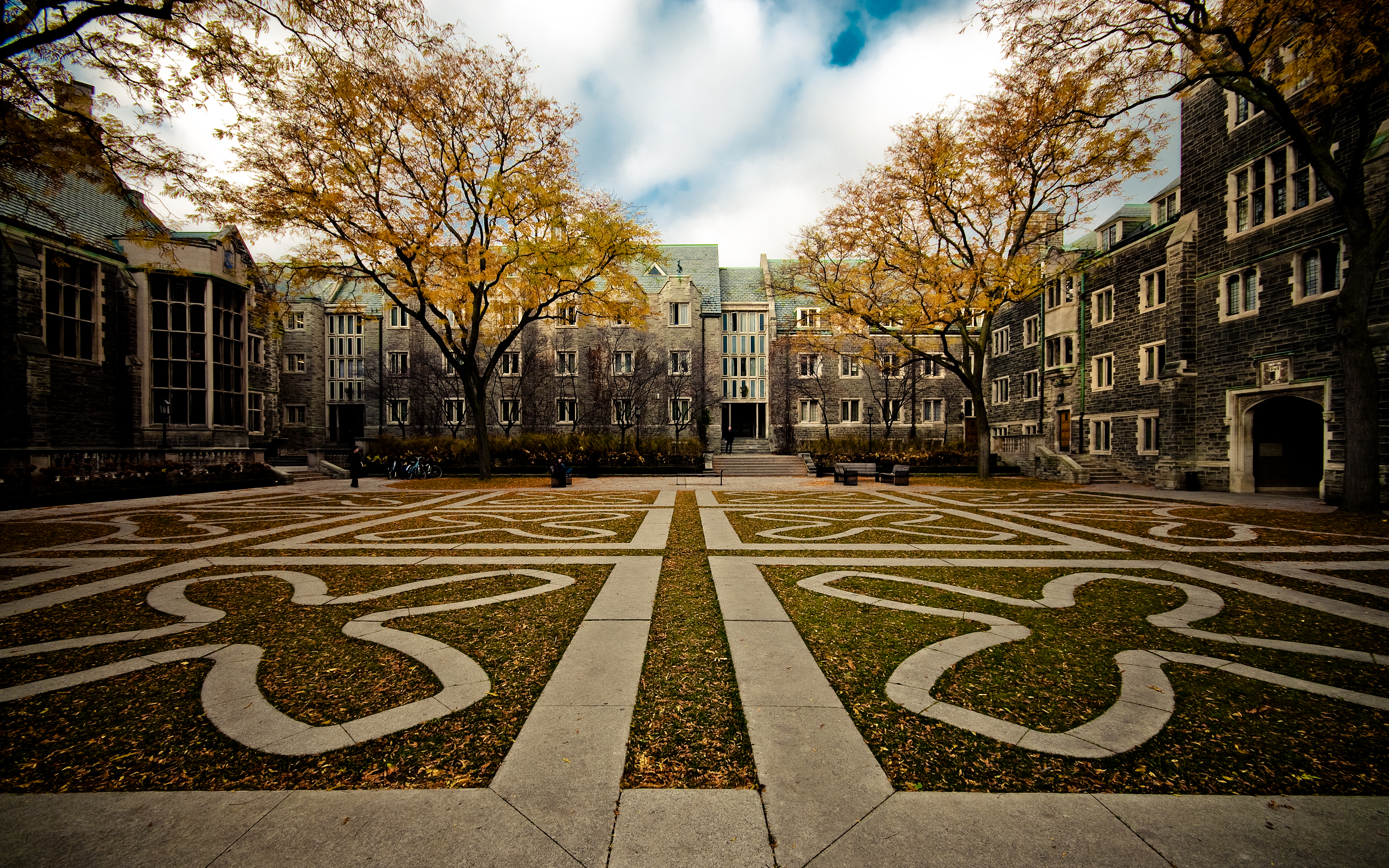 So I'm a Trinity College Applicant at University of Toronto St.