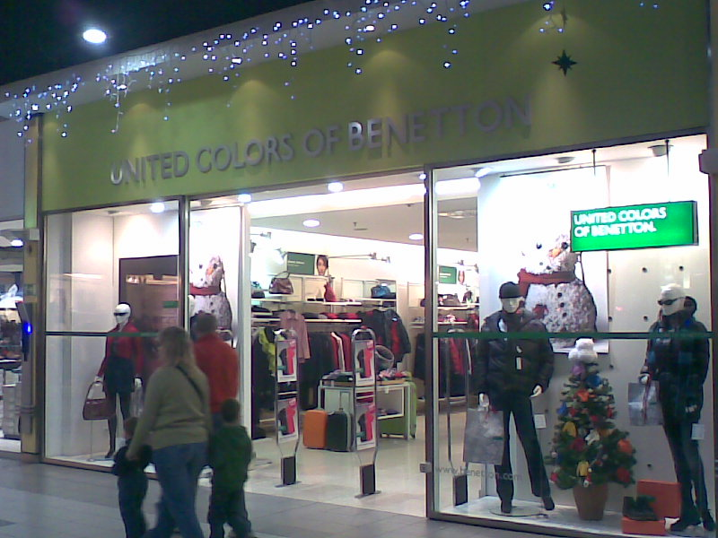 b0a19ec428 Benetton (azienda) - Wikipedia