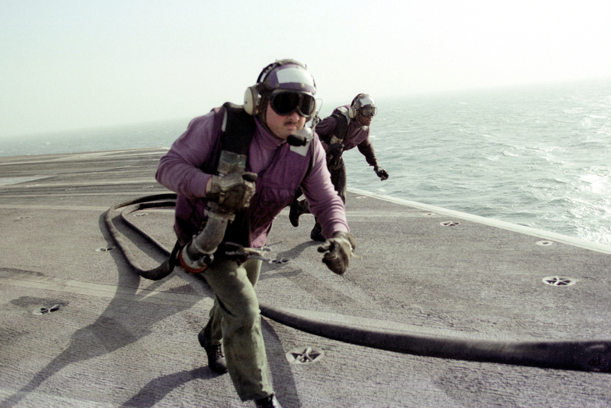 Navy 000204-N-9383R-001 Aircraft refueling operations aboard ship.jpg