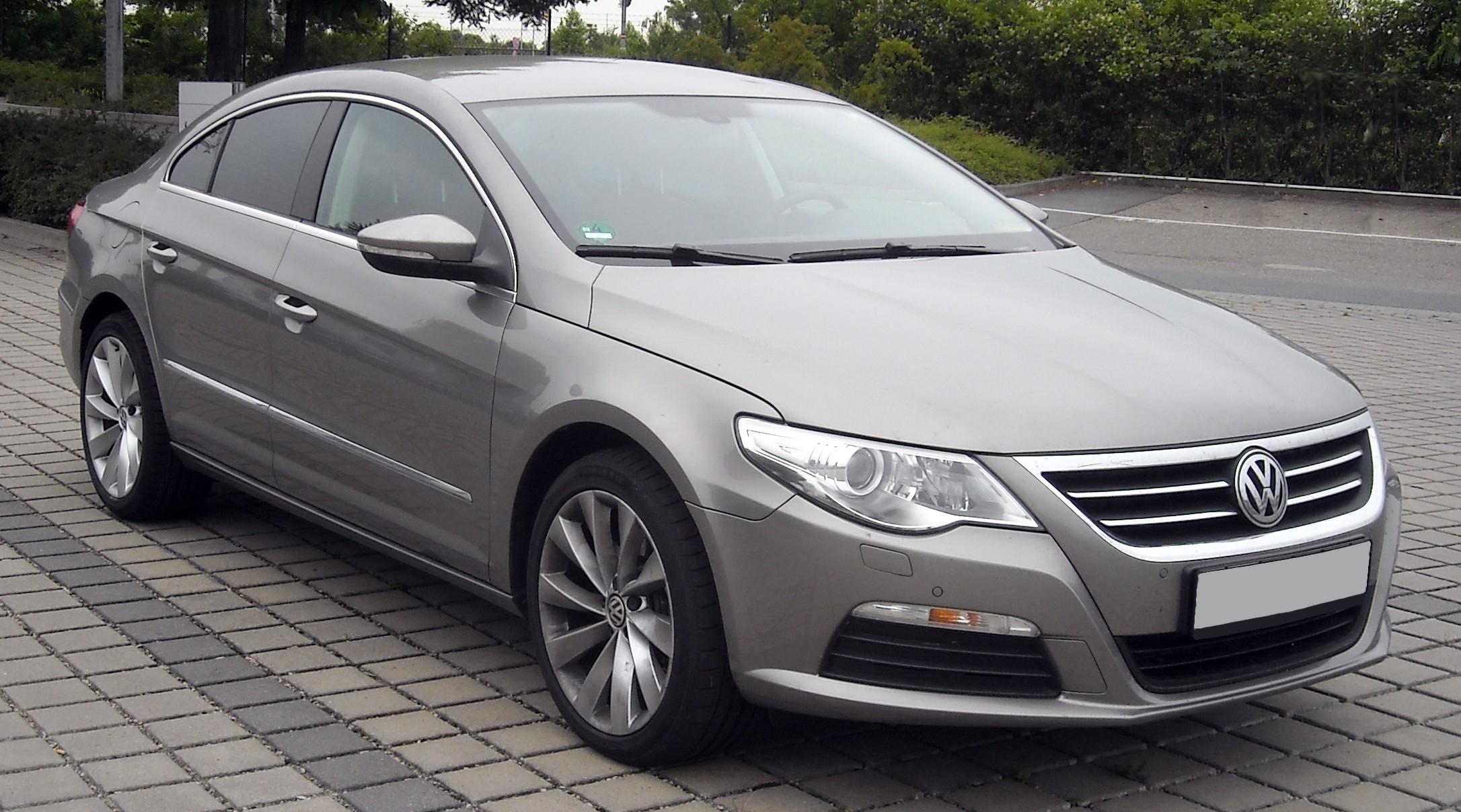 File:VW Passat CC front 20090608.jpg