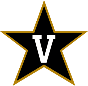 English: Logo of the Vanderbilt Commodores Cat...