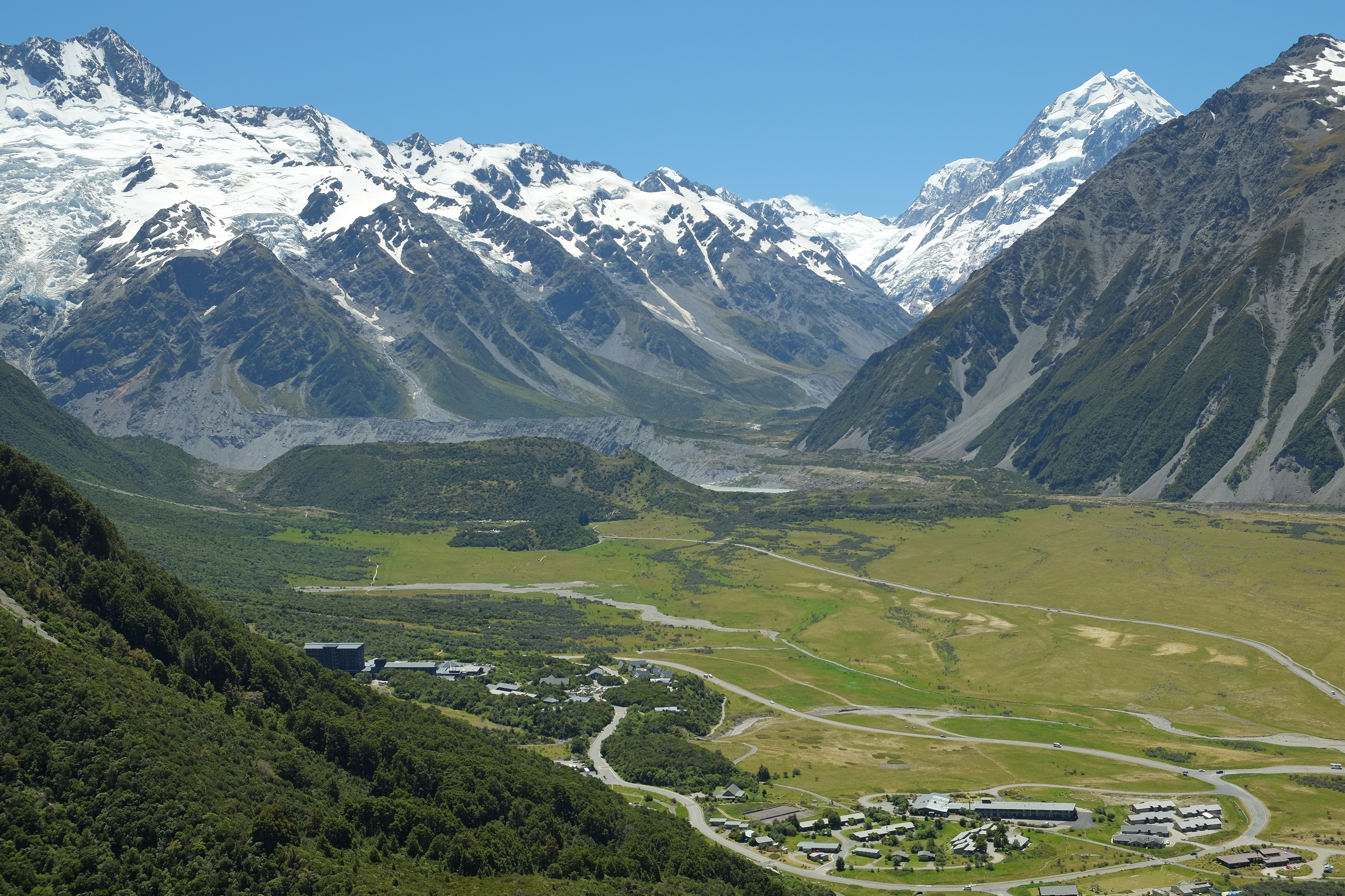 Hotels Near Mount Cook New Zealand
