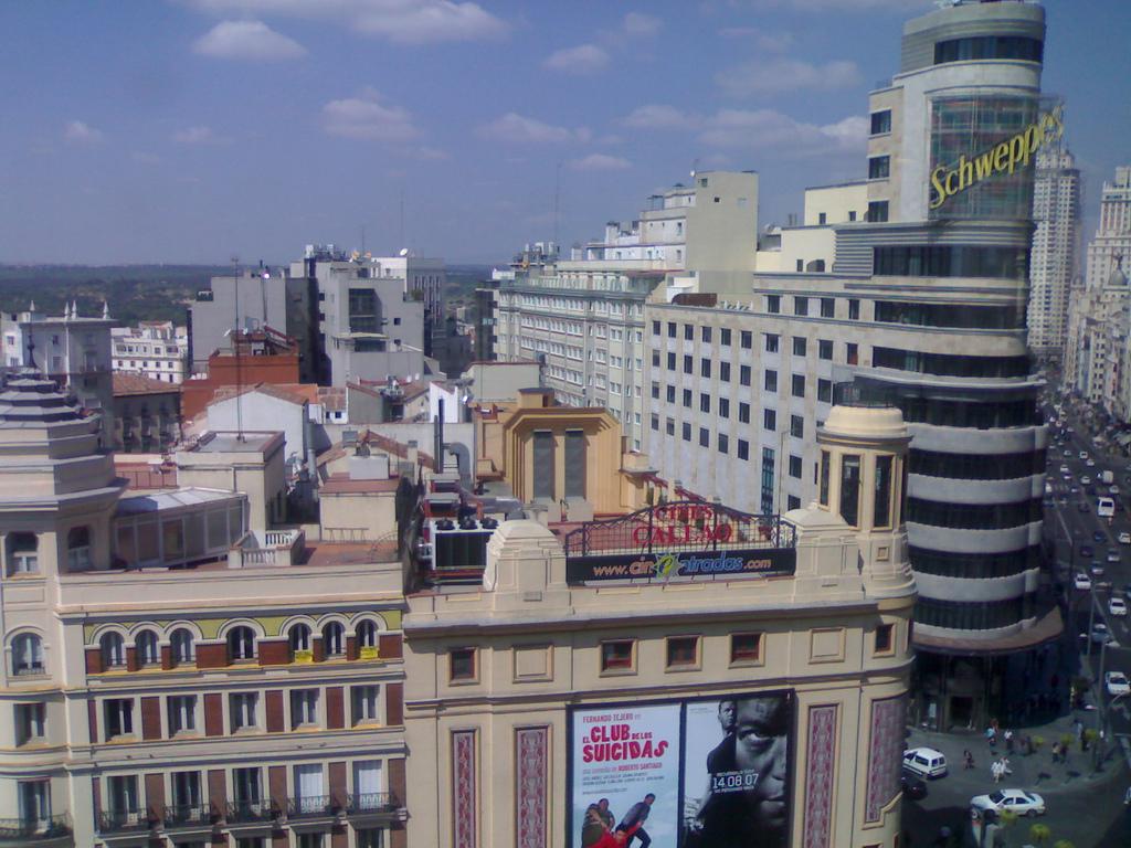 File vista de madrid centro wikimedia commons - Centros de jardineria madrid ...