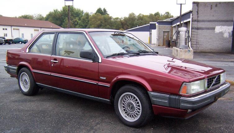 Volvo bertone 780