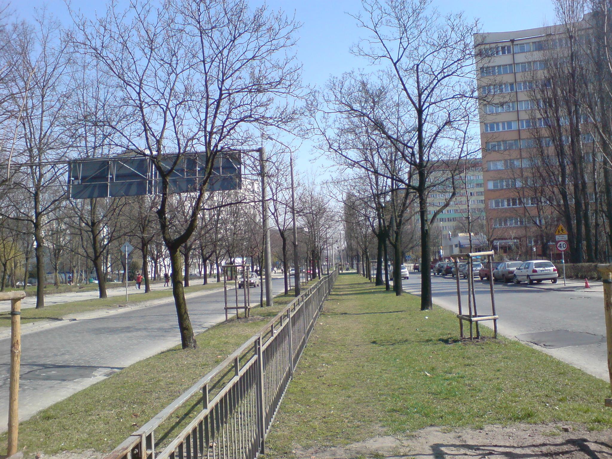 Ulica Kamienna we Wrocławiu
