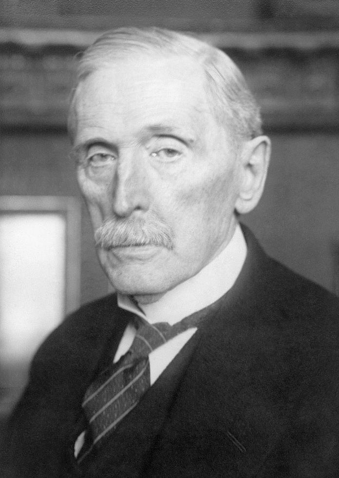 Wilhelm von Bode c. 1920
