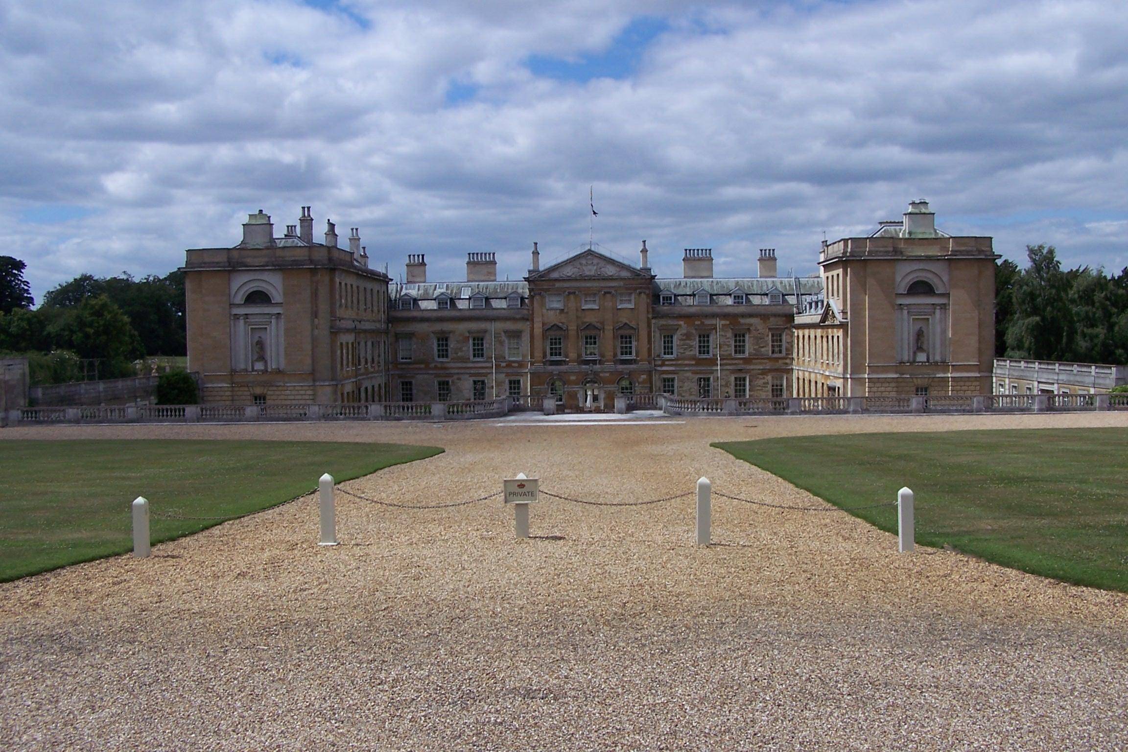 File:WoburnAbbey04 on English Tudor Floor Plans
