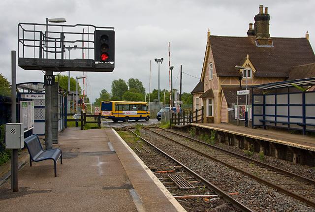 Woburn Sands Station - geograph.org.uk - 1323768