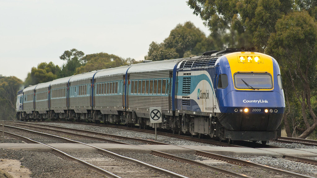 New South Wales XPT - Wikipedia