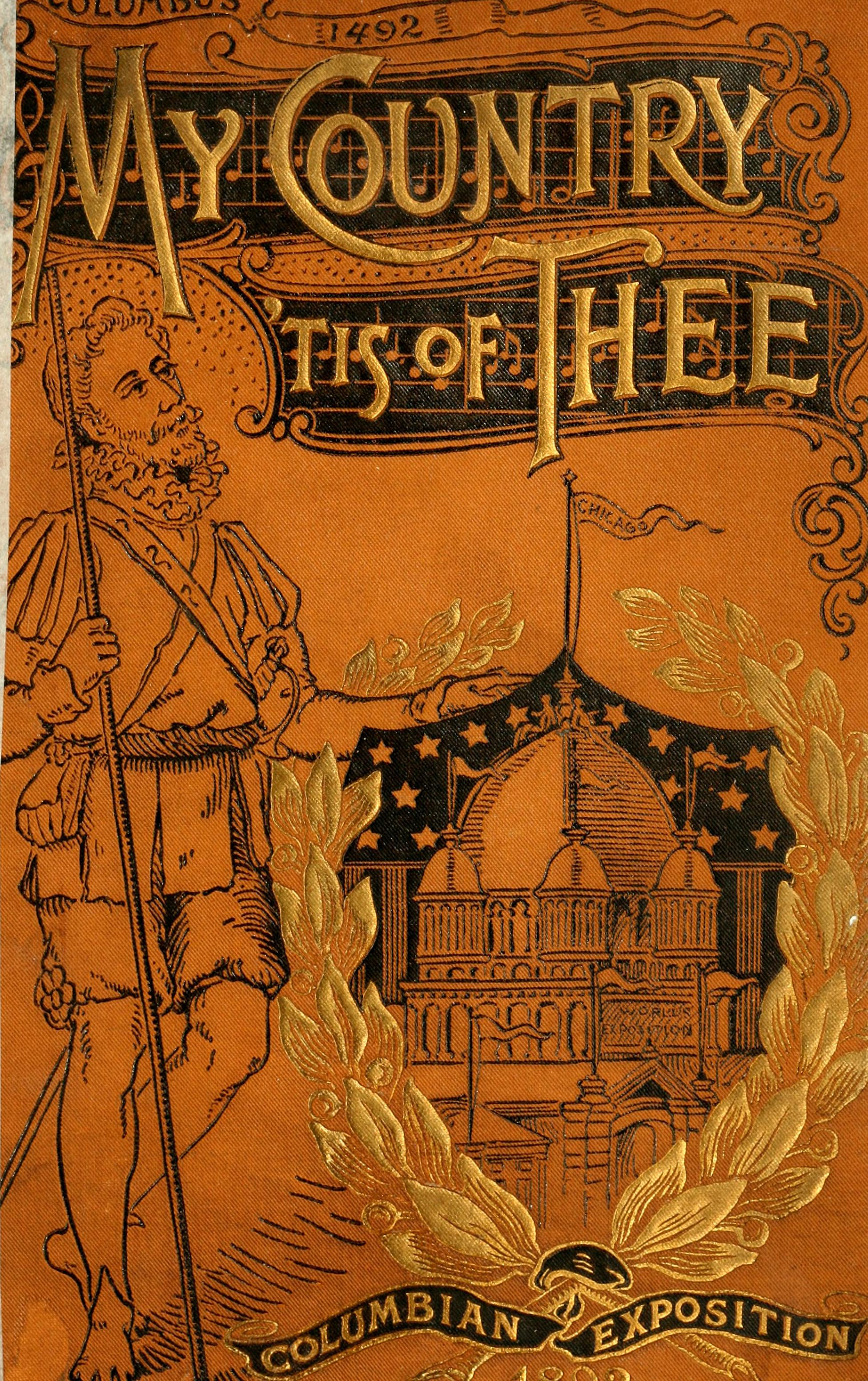 ''My Country 'tis of Thee'' (1892) by Johnson and [[John Habberton