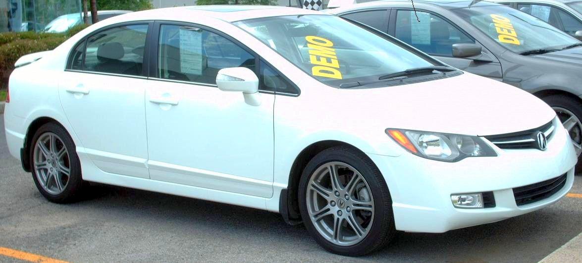 Acura CSX TypeS Has EP TypeR Rims Club RSX Message Board - Acura el rims