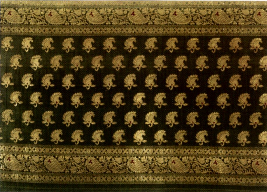 Banarasi sari - Wikipedia, the free encyclopedia