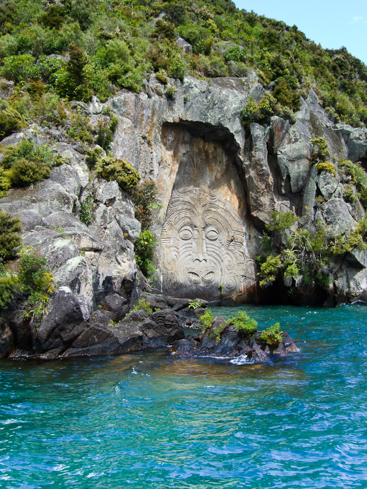File new zealand carving taupo maori g