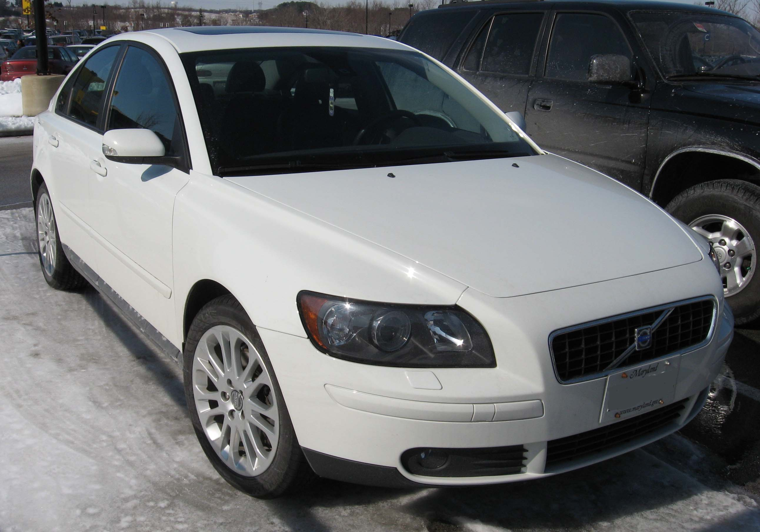 File 04 07 Volvo S40 T5 Jpg Wikimedia Commons