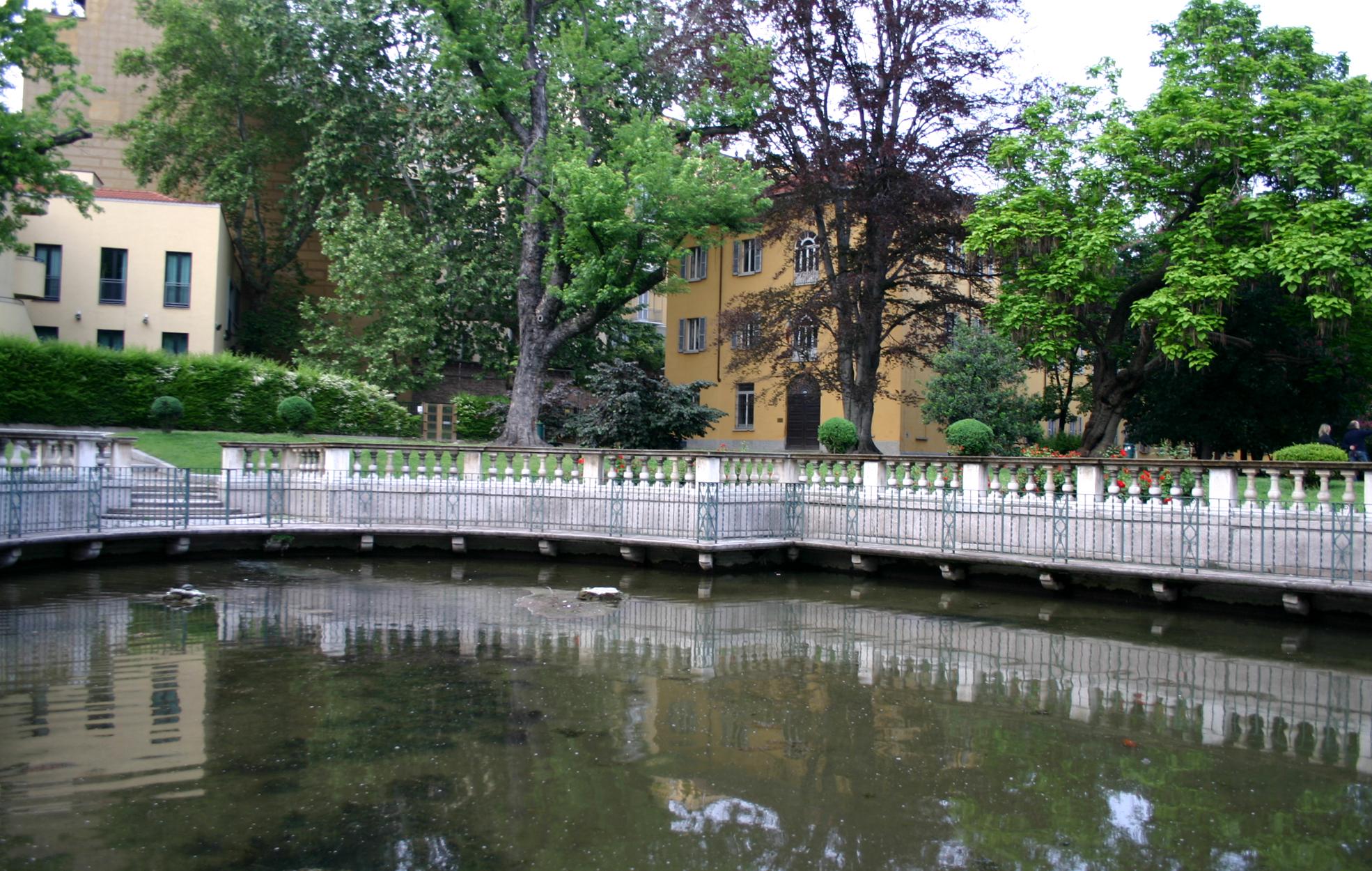File 0682 milano giardini della guastalla peschiera - Ufficio parchi e giardini milano ...