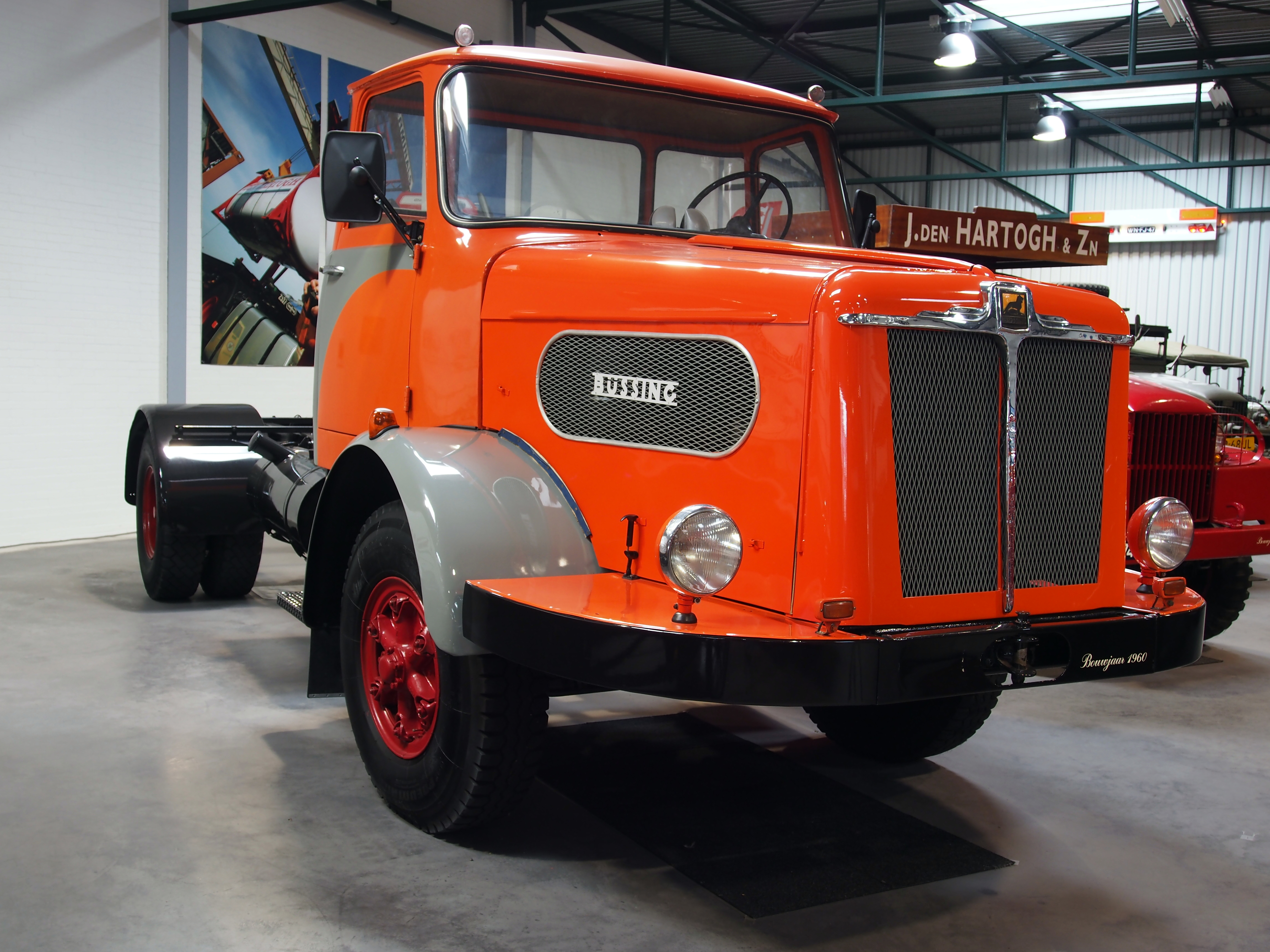 Permalink to Old Time Trucks