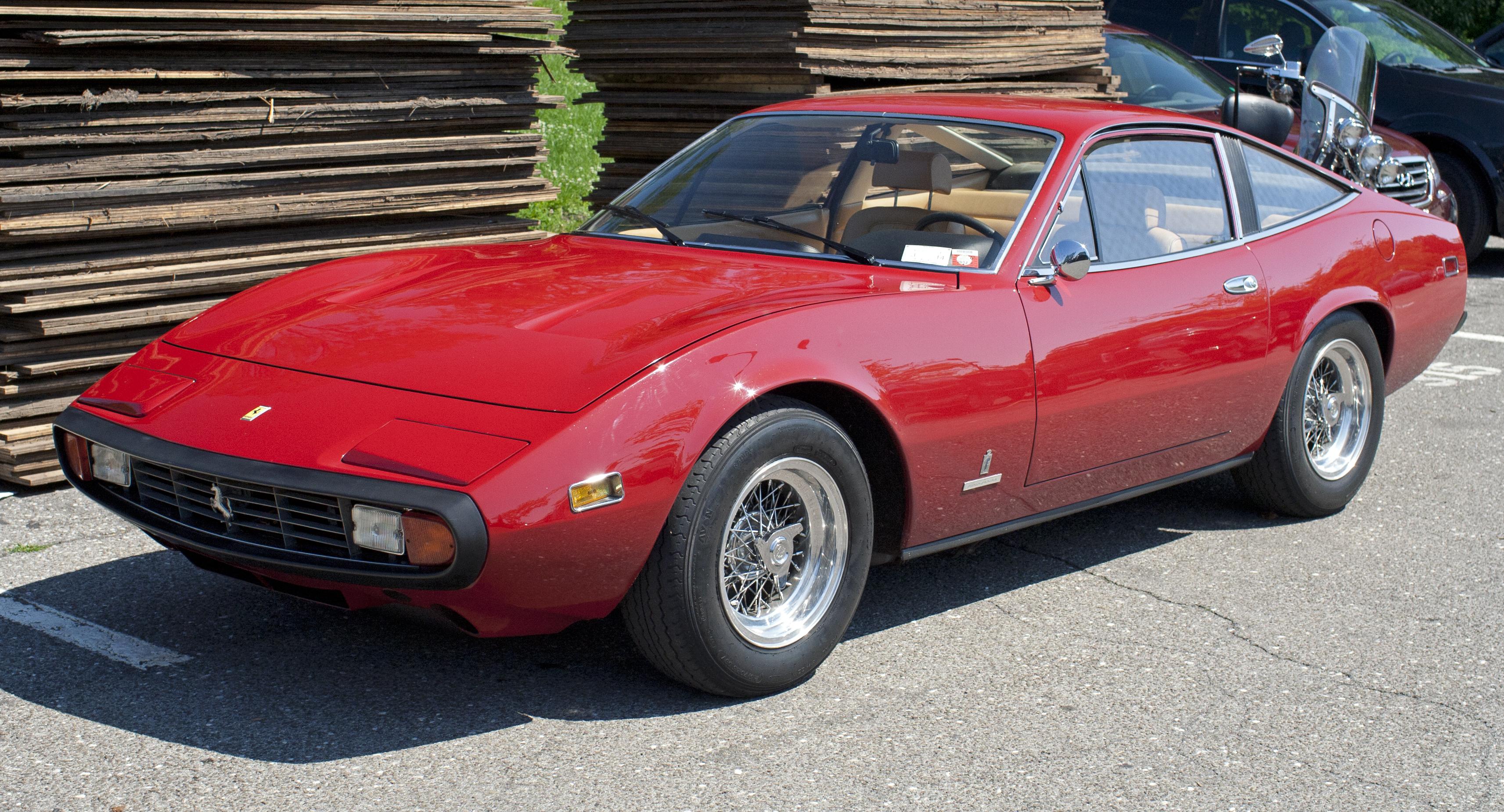 File 1972 Ferrari 365 Gtcslash4 Red Jpg Wikimedia Commons