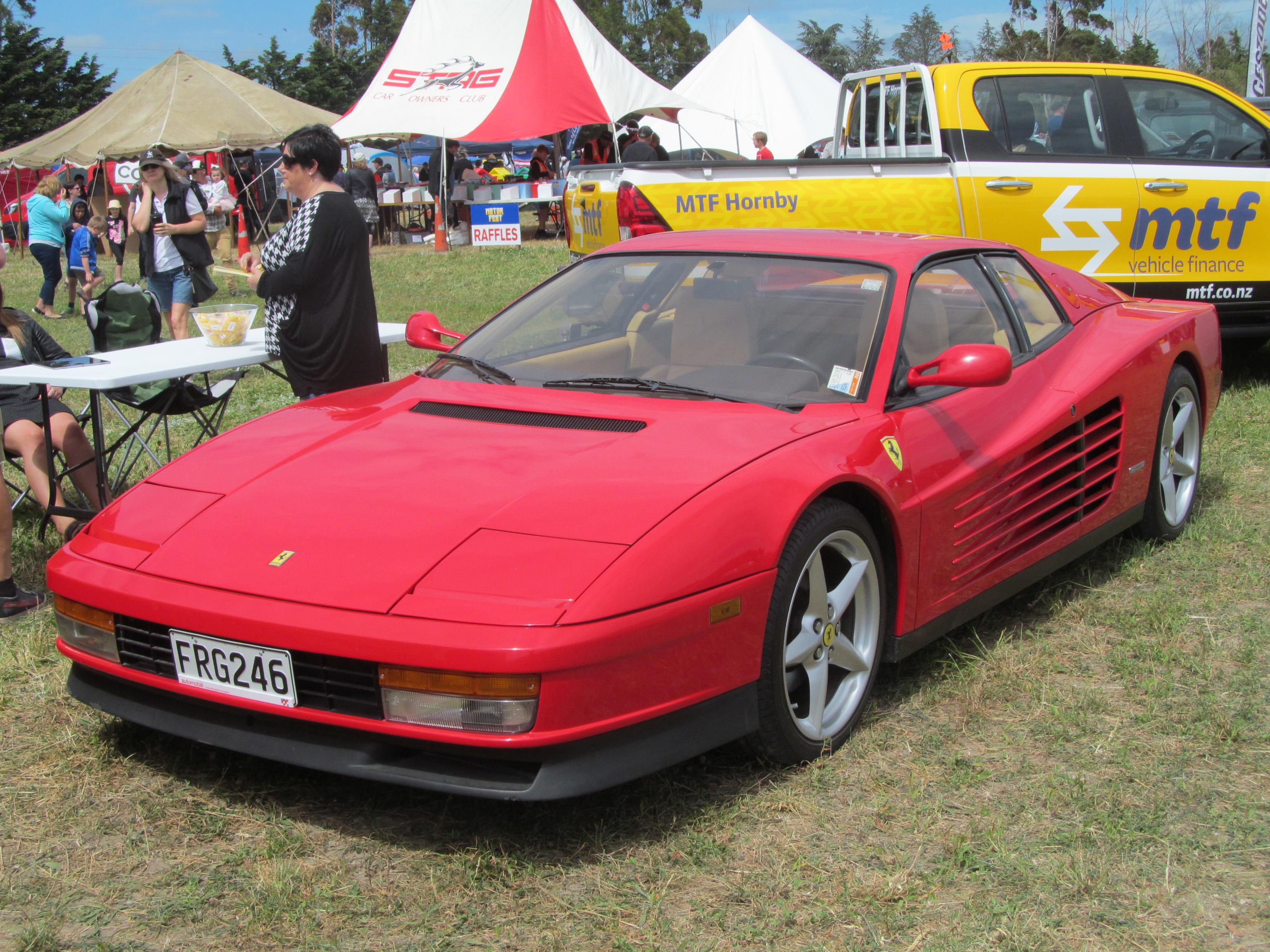 File 1988 Ferrari Testarossa 24202151687 Jpg Wikimedia Commons