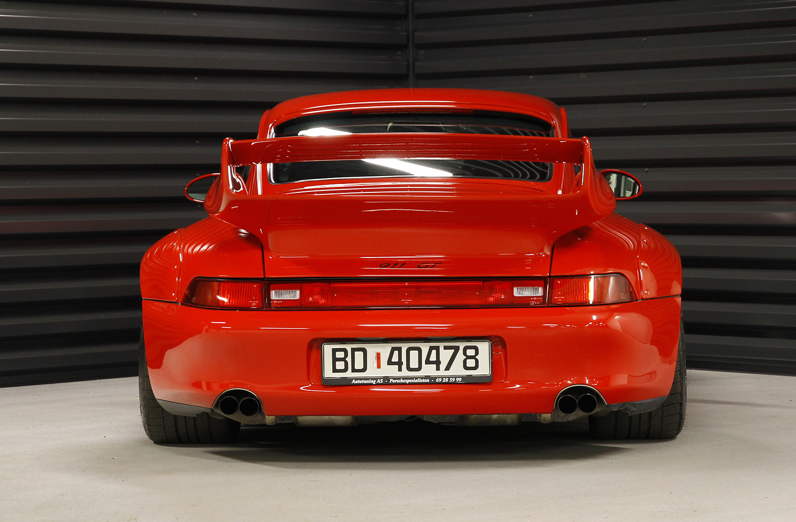 File 1996 Porsche 911 993 Gt2 Flickr The Car Spy 8 Jpg