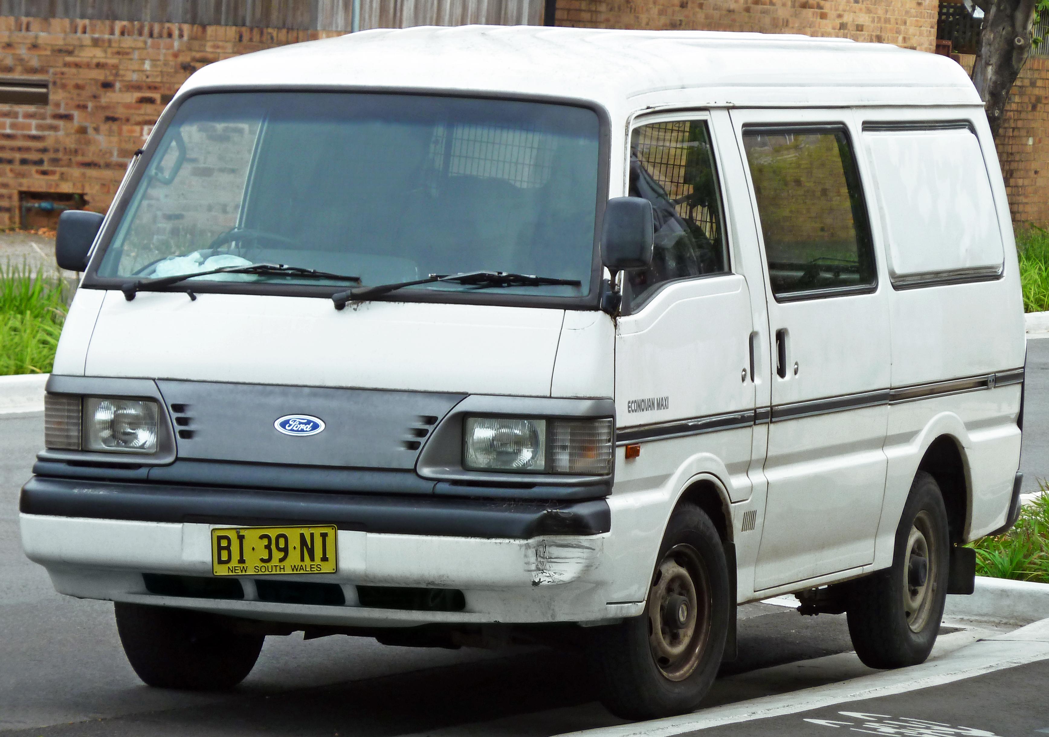 Autonation Gulf Freeway >> Ford econovan maxi 1995