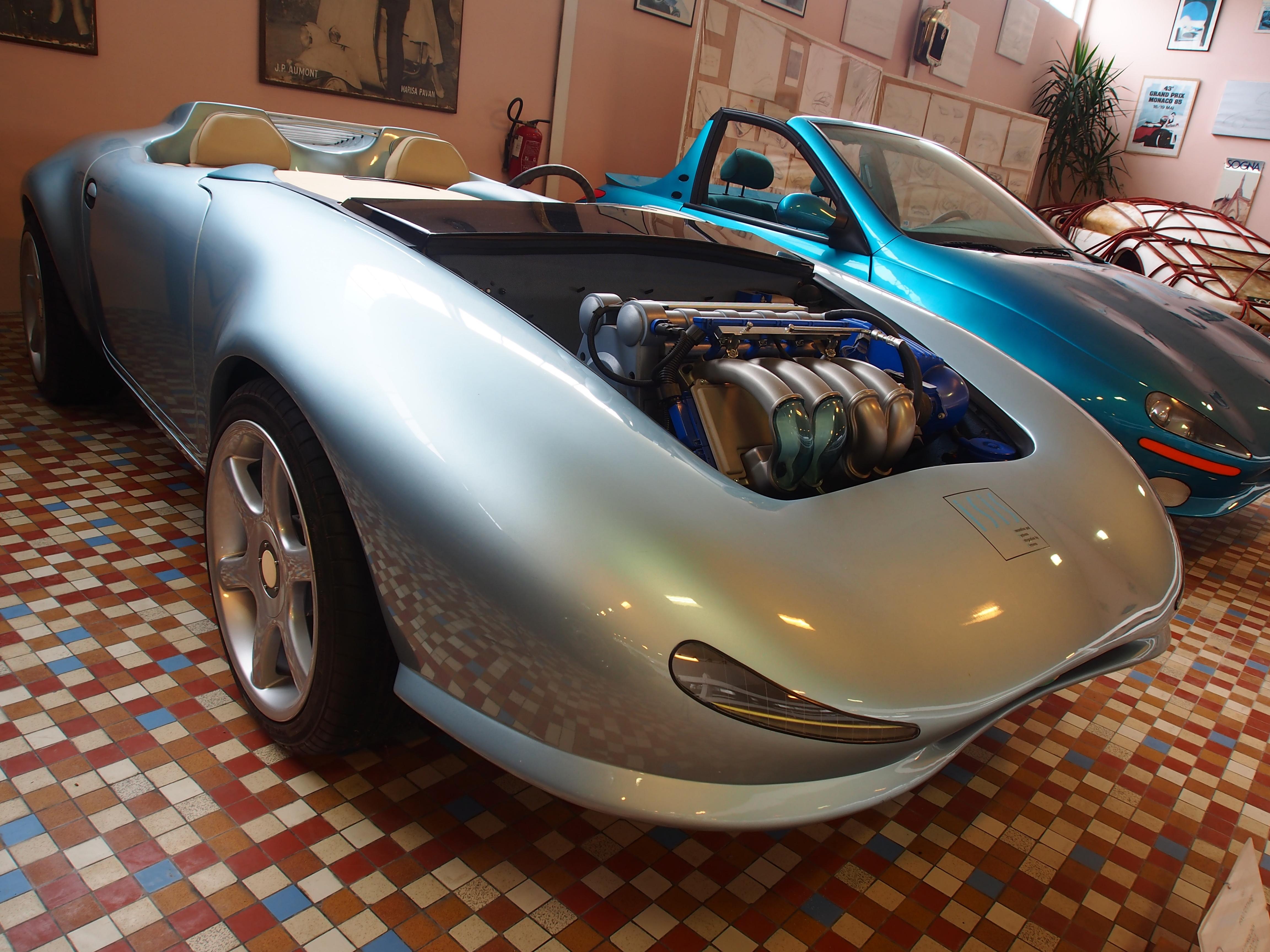 file 1997 patrice dion siemens isis concept car at the mus e automobile de vend e pic 4 jpg. Black Bedroom Furniture Sets. Home Design Ideas