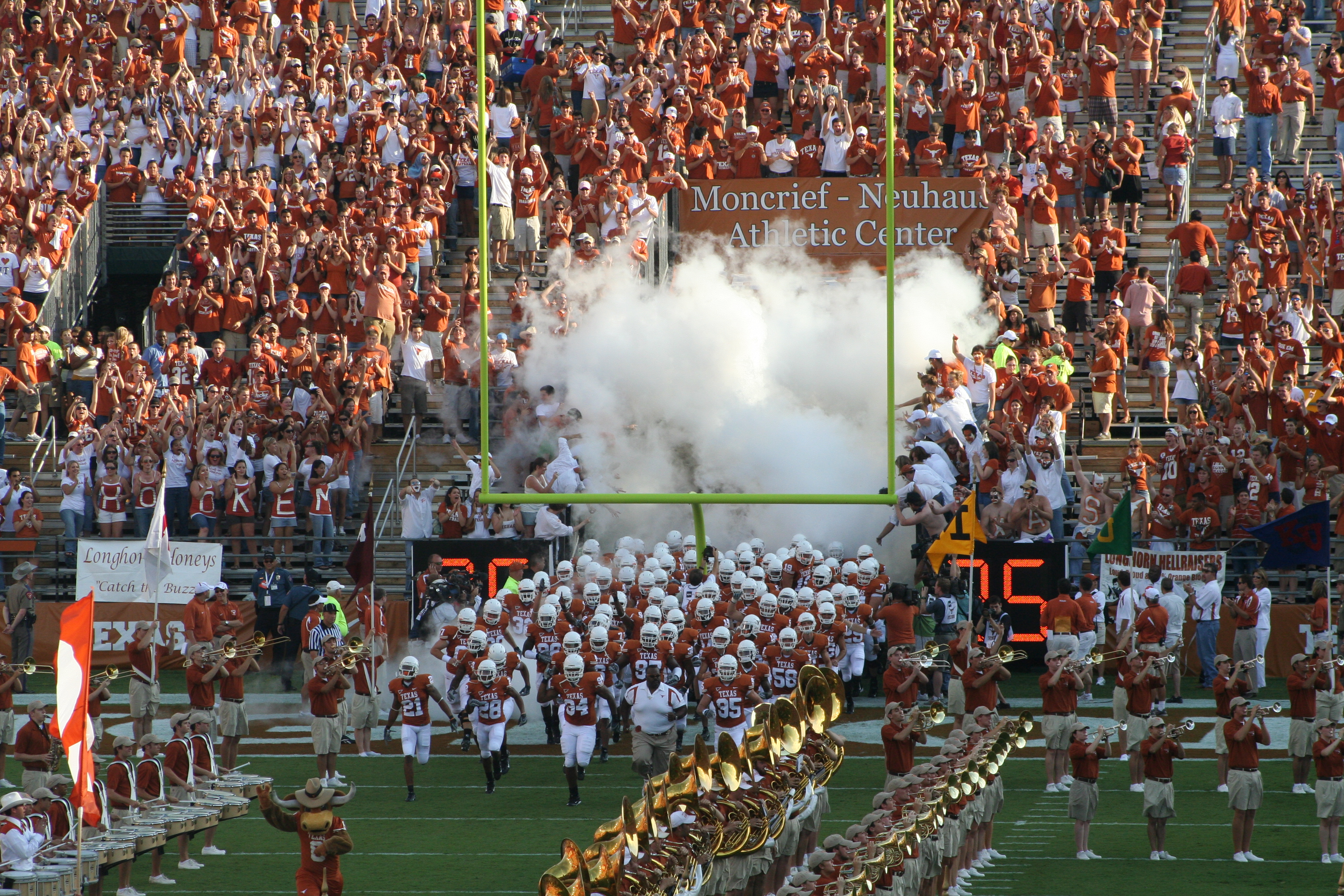 Texas Longhorns Football .