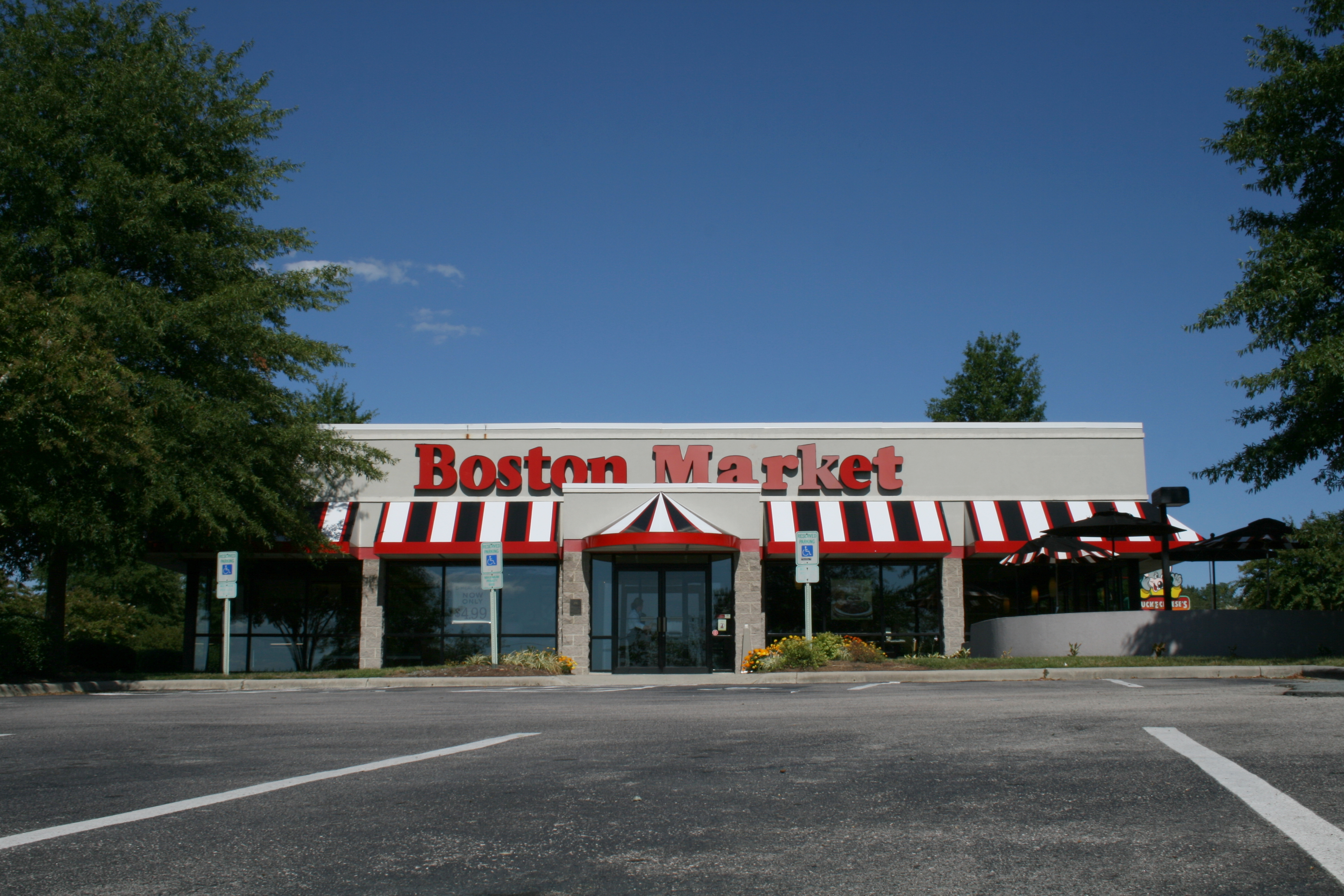 Jul 17, · Boston Market features delicious homestyle meals, including its famous rotisserie chicken and a variety of gourmet sides.4/5().