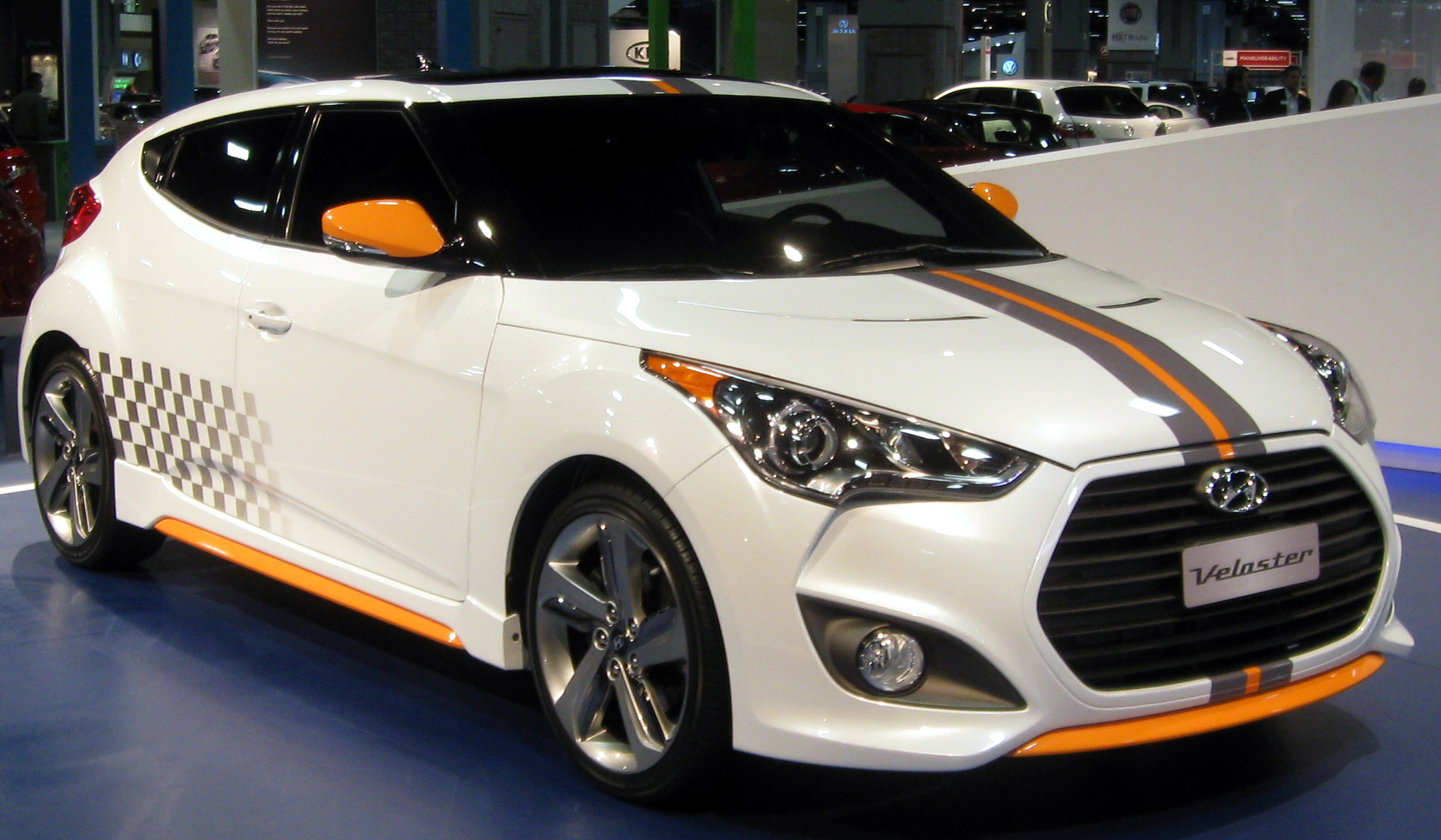 Veloster Turbo  Used Car