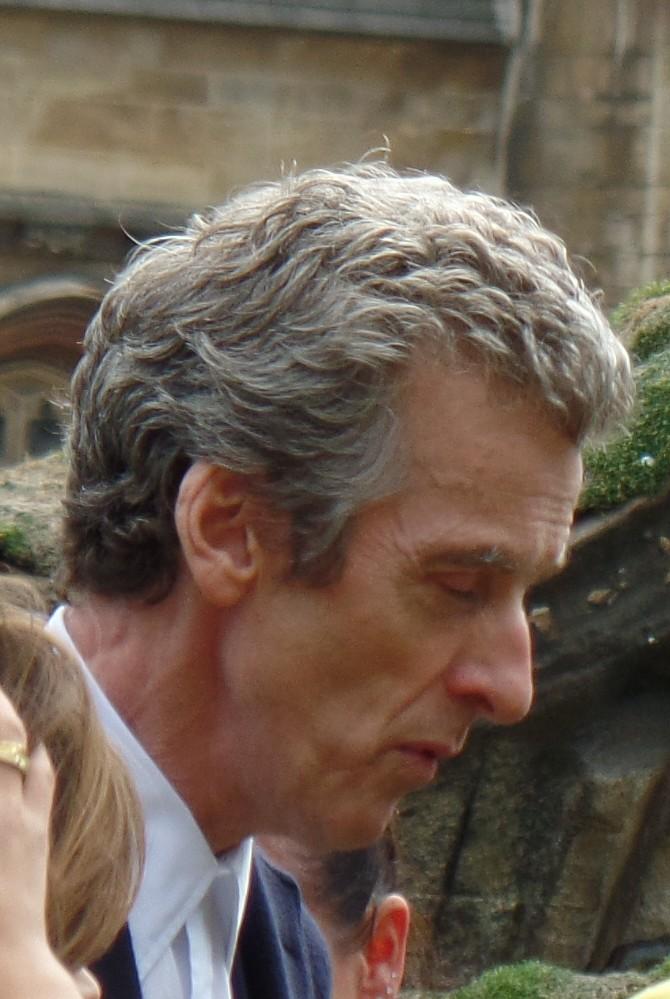 Twelfth Doctor Wikiquote