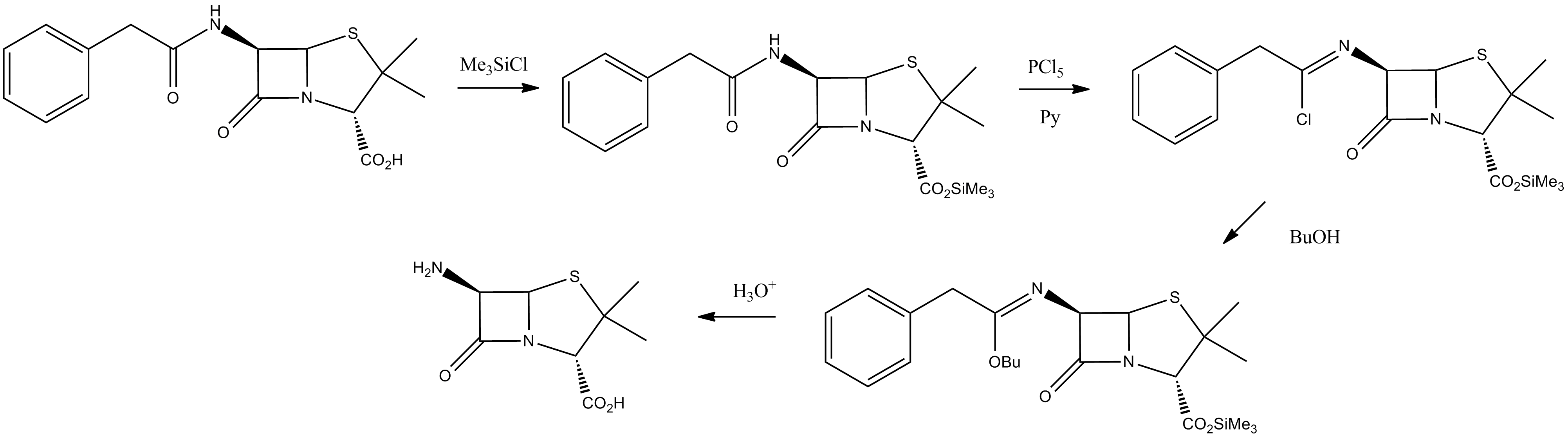 file 6 aminopenicillanic acid synthesis png wikimedia commons